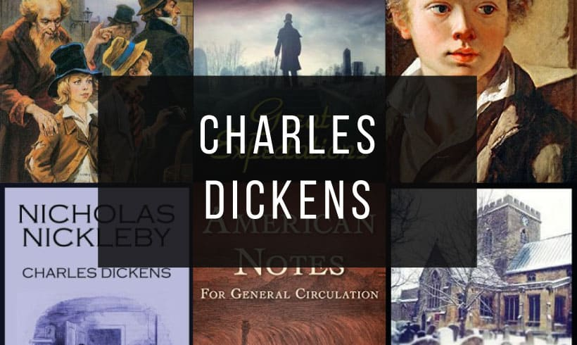 Charles-Dickens-Books