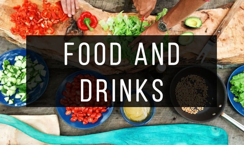 Food-and-drinks-Books