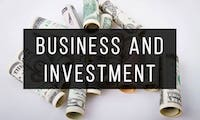 Business and Investment  Books