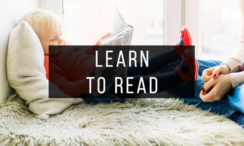 Learn-to-Read-Books